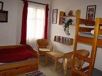 Pokoj v 1.patře, vchod z kuchyně