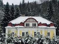 Pod Lanovkou - Horská chata - chata k pronájmu - 3 Jáchymov