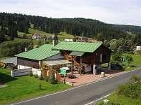 Penzion na horách - okolí Horní Blatné