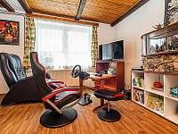 společenská místnost - ubytování Pernink