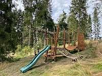 Dětské hřiště - Bublava