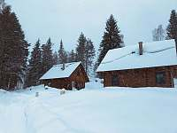 Roubenka Bublava v zimě