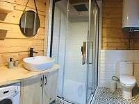 Roubenka koupelna