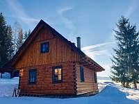 Chalupa k pronájmu - zimní dovolená Bublava