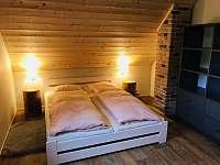 Roubenky Bublava ložnice