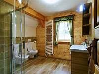 koupelna podkroví - Přebuz