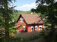 Chalupa ubytování v obci Vysoká Štola