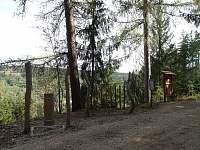Loupežnická stezka - naučný okruh - pronájem chalupy Kraslice - Tisová