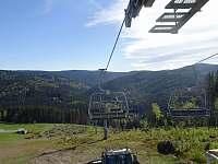 Ski areál Bublava - letní pohled - Kraslice - Tisová