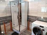 Koupelna - pronájem chaty Svahová