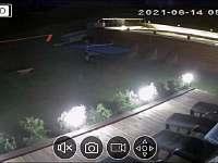 Noční posezení - pronájem chaty Svahová