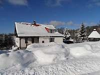 Krásná zima - pronájem apartmánu Bublava