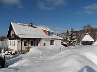 Zima 2021 - pronájem apartmánu Bublava