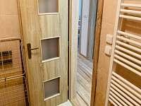 Koupelna + - apartmán k pronajmutí Klášterec nad Ohří