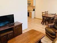 Obývací pokoj + - Klášterec nad Ohří