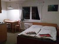 Dvojlůžkové studio - apartmán k pronájmu Loučná pod Klínovcem