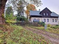 ubytování na Sokolovsku Chata k pronájmu - Bublava