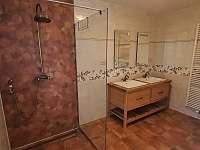Koupelna v přízemí - Bublava
