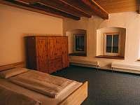 Dětský pokoj v apartmánu (4 lůžka) - chalupa k pronájmu Boží Dar