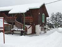 Penzion na horách - zimní dovolená Pernink