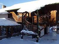 Zima - ubytování Pernink