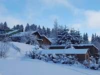 Zimní paráda - ubytování Pernink