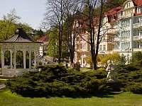 Jáchymovské lázně - apartmán k pronajmutí Mariánská