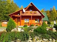 ubytování Klínovec na chatě k pronajmutí