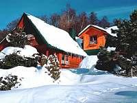 ubytování Ski areál Klínovec Chata k pronajmutí - Mariánská