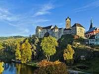 hrad Loket - Mariánská