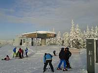 Ski areál Plešivec - Mariánská