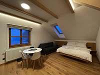 Apartmán 1 - pro 2-4 osoby - ubytování Boží Dar