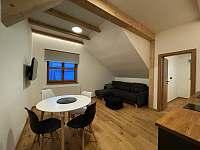 Apartmán 3 - dvoupokojový pro 2-4 osoby - k pronájmu Boží Dar
