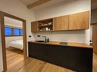 Apartmán 3 - dvoupokojový pro 2-4 osoby - pronájem Boží Dar