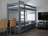 Obývací místnost. - apartmán k pronajmutí Loučná pod Klínovcem