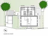 Bludenská chata  podkroví - Pernink