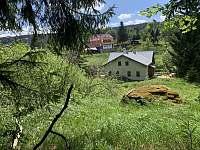 Bludenská chata  přírodní zahrada - k pronájmu Pernink