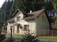 ubytování pro 5 až 8 osob v Krušných horách