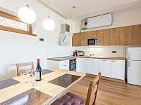 Kuchyňský kout - apartmán k pronájmu Loučná pod Klínovcem
