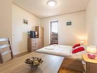 Ložnice 2 - pronájem apartmánu Loučná pod Klínovcem