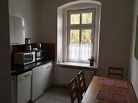 apartmán 1 - k pronajmutí Svahová