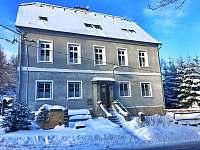 Apartmán na horách - dovolená Chomutovsko rekreace Svahová