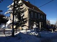 zimní Hájovna Svahová - apartmán ubytování Svahová
