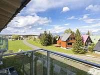 Apartmán AB C306 - balkon s výhledem - ubytování Loučná pod Klínovcem