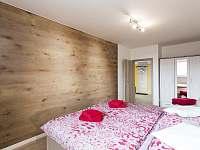 Apartmán AB C306 - ložnice - k pronájmu Loučná pod Klínovcem