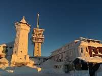 Aparthotel Klinovec Views = vstupní brána k nejvyššímu vrcholu Krušných hor - Loučná pod Klínovcem