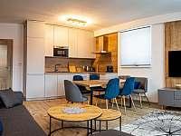 Apartman 2kk delux s infrasaunou - k pronájmu Loučná pod Klínovcem