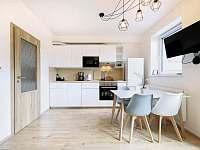Apartmány o dispozici 1kk nebo 2kk - ubytování Loučná pod Klínovcem