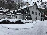 Chata k pronajmutí Údolíčko Perštejn - Údolíčko