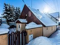 Chalupa k pronajmutí - zimní dovolená Abertamy